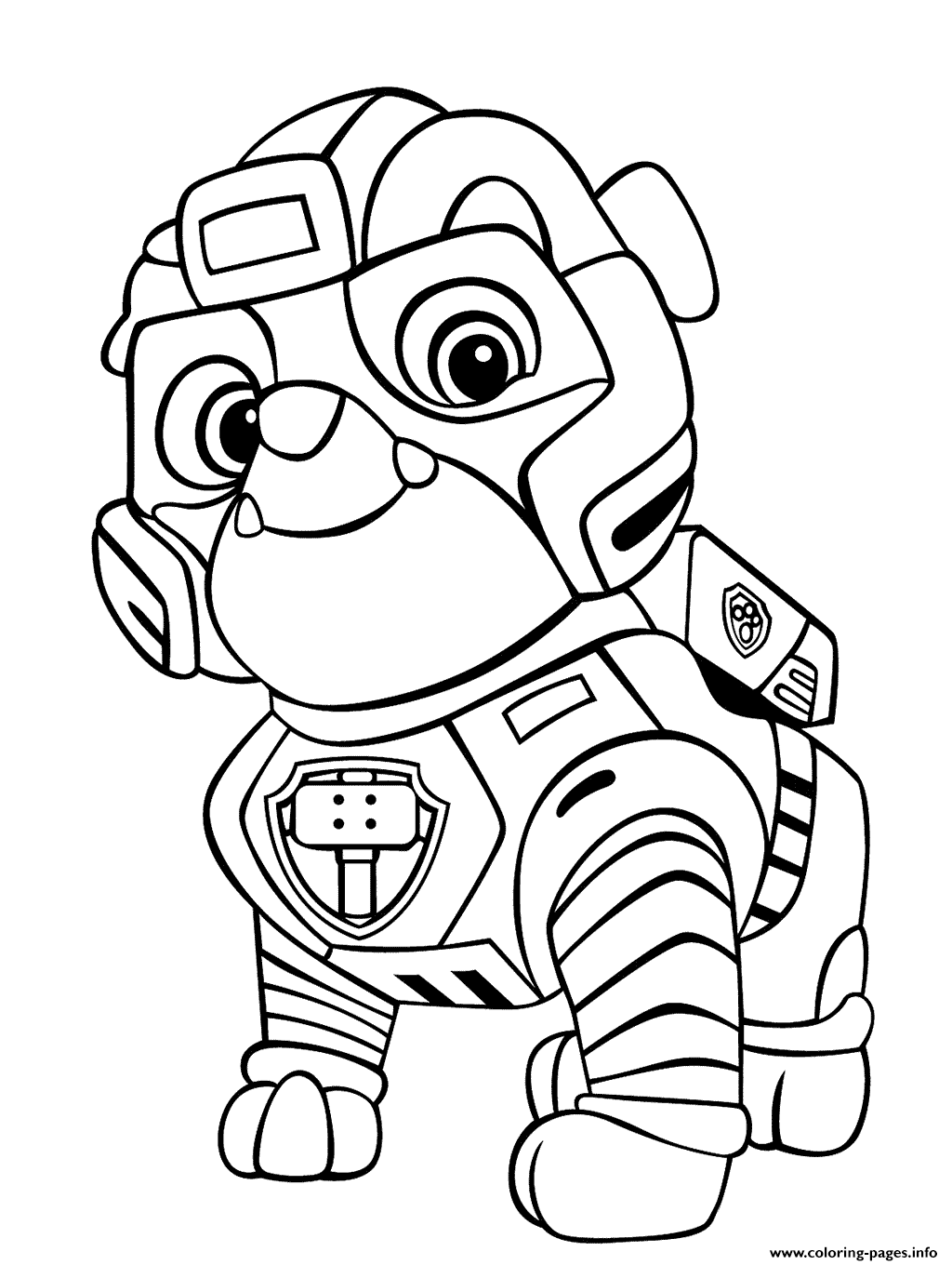 Free Download Mighty Pups Coloring Pages Paw Patrol Coloring Pages Paw Patrol Coloring Toy Story Coloring Pages