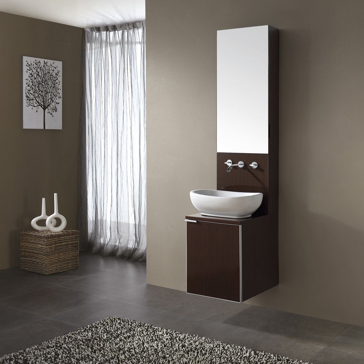 Floating Bathroom Vanities Space And Style To Spare Floating Bathroom Vanities Modern Bathroom Vanity Contemporary Bathroom Vanity