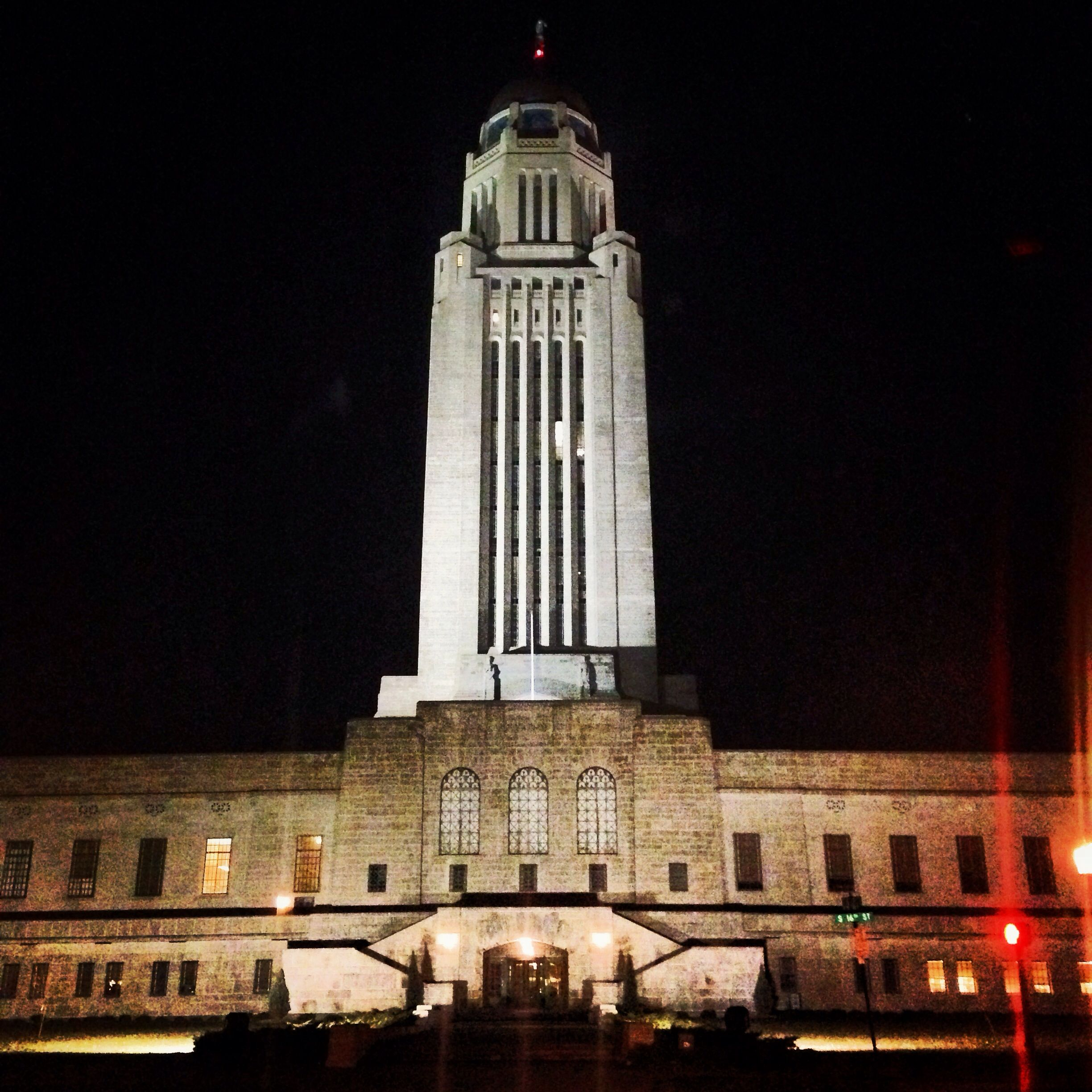 State Capitol. Lincoln