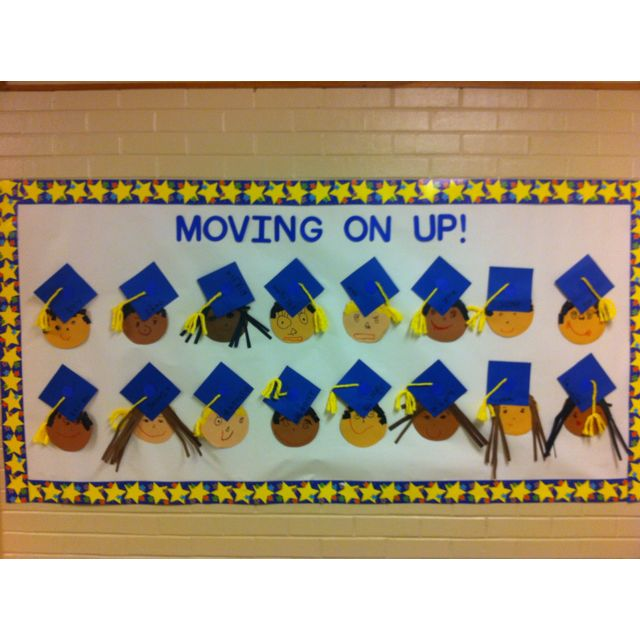 Classroom Board Ideas For Kindergarten ~ Pre k graduation school ideas pinterest bulletin