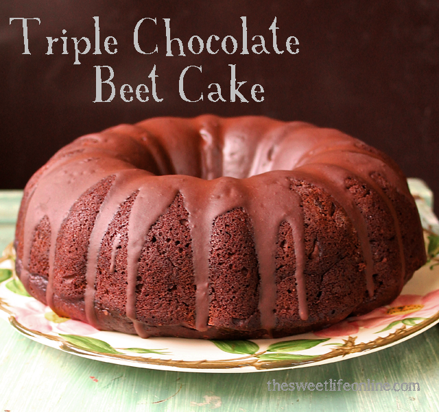 Best Chocolate And Beetroot Cake