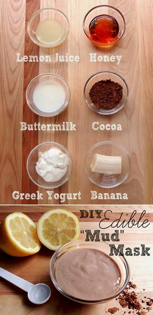 Homemade Natural Skin Care Recipes