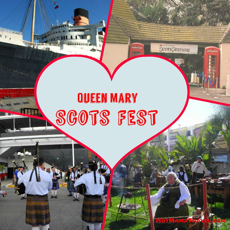 Queen Mary Scots Festival Things To Do For Kids Long Beach Ca