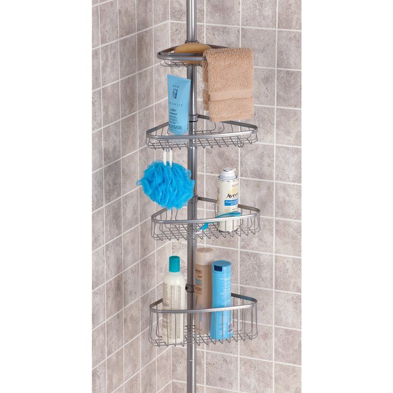 York Shower Caddy New Apartment in 2018 Corner shower caddy