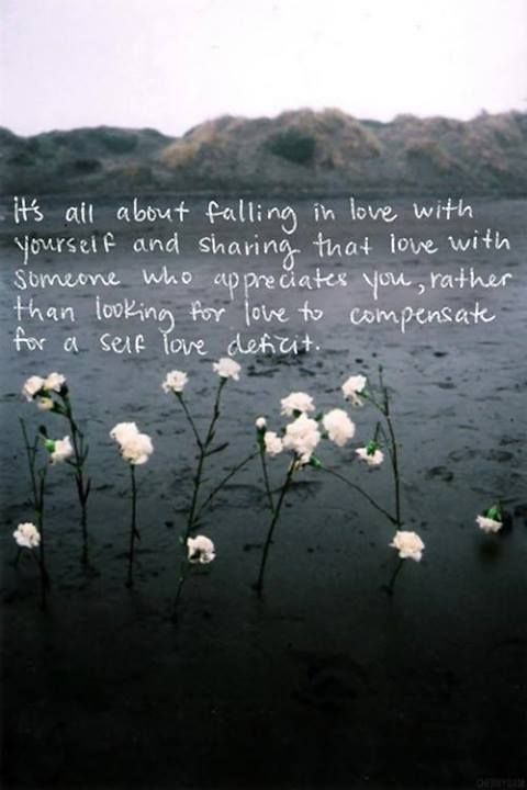 Fall In Love With Yourself Quotes | Love Yourself First Quotes Pinterest Quotes Sayings And Love