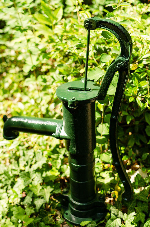 Schwengelpumpe Gartenpumpe Handschwengelpumpe Wasserpumpe Handpumpe Antik Stil G Wasserpumpe Stil Pumps