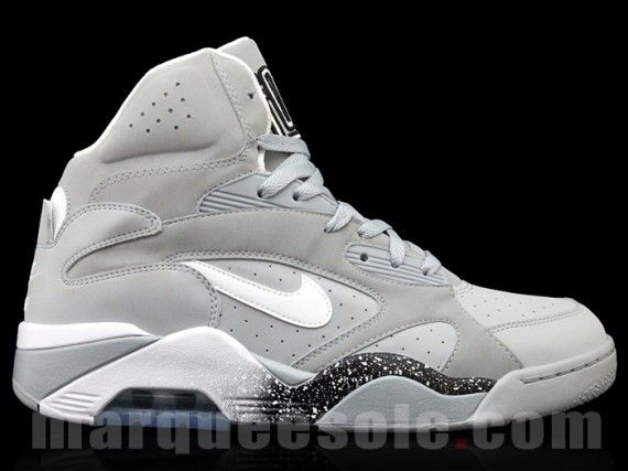 7b00c18347 ... NIKE AIR FORCE 180 MID – WOLF GREY Think Im going to start a Force 180  ...