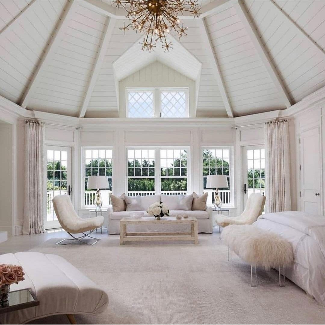 Hamptons Inspired Luxury Home Master Bedroom Robeson: Pin By Phoebe Jules On Bedrooms In 2020