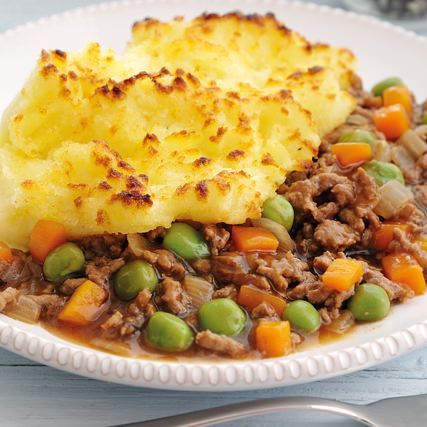 Cottage Pie Made With Batchelors Marrowfat Peas Pea Recipes Marrowfat Peas Meals
