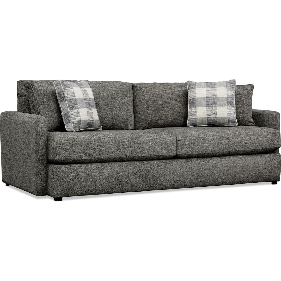 Garrett Sofa Gray Furniture