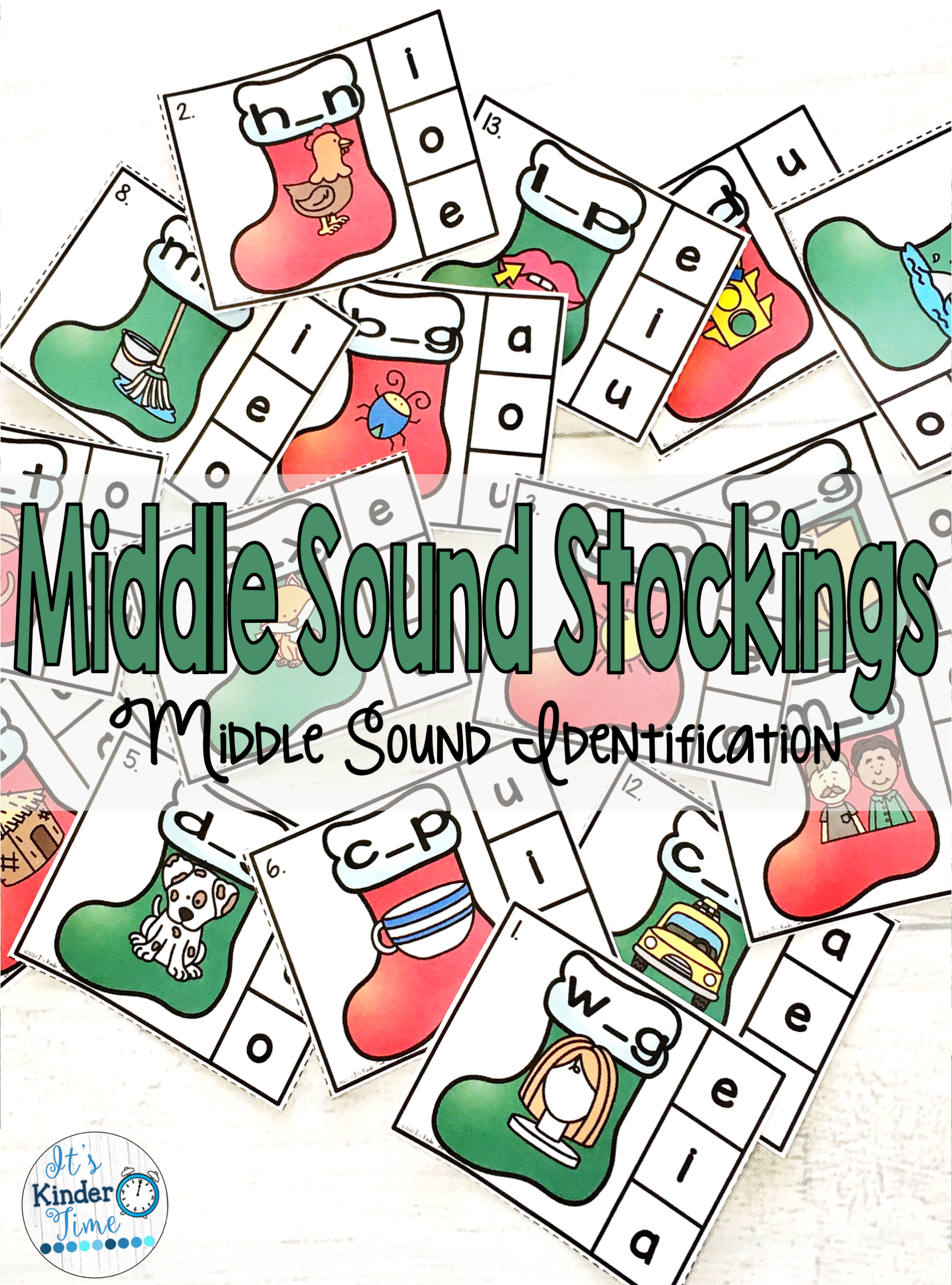 This Stocking Center Focuses On Identifying The Middle