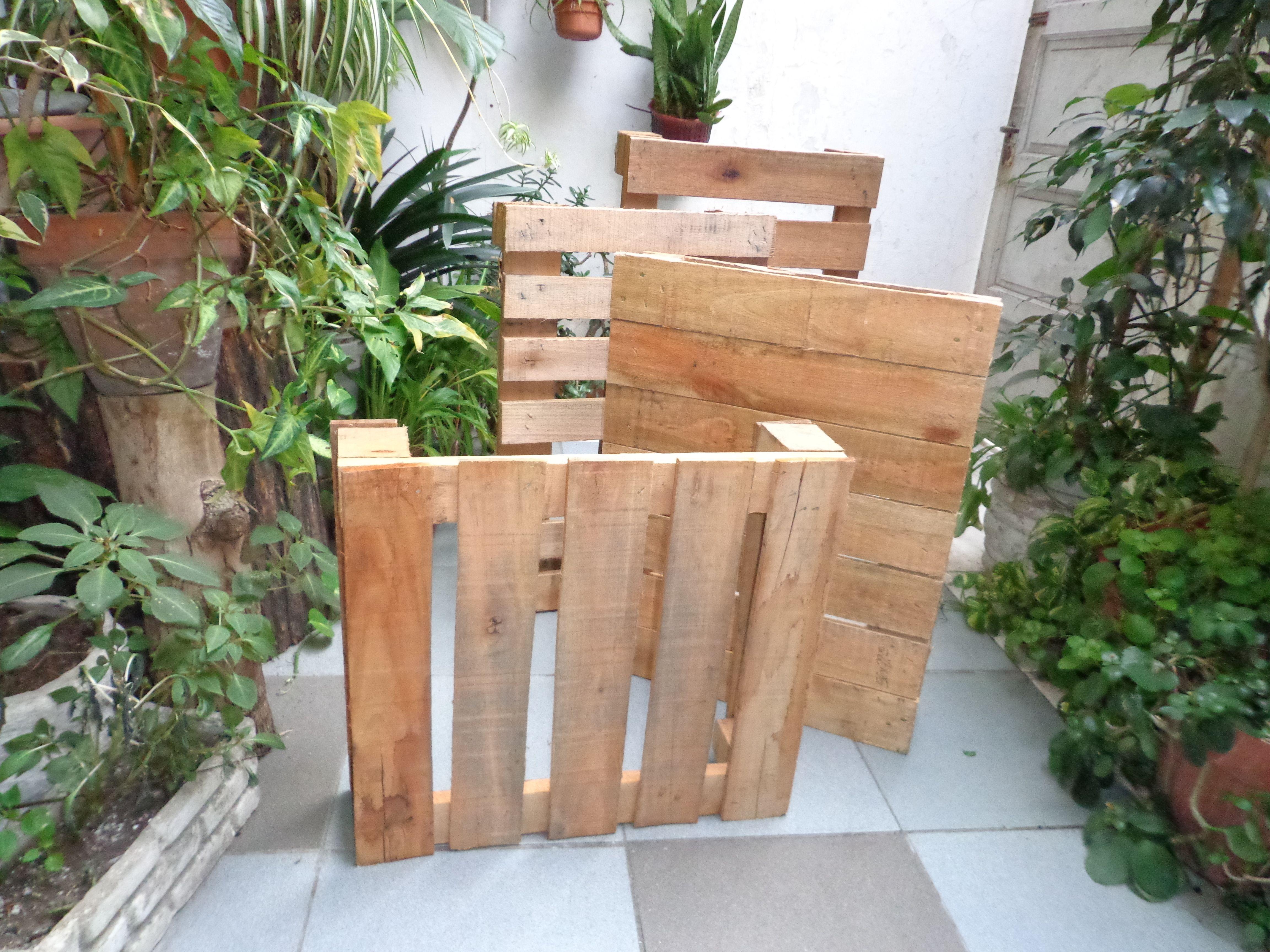 Pallet Excelente Madera Para Mesa Ratona Muebles Huertas  # Muebles La Huerta
