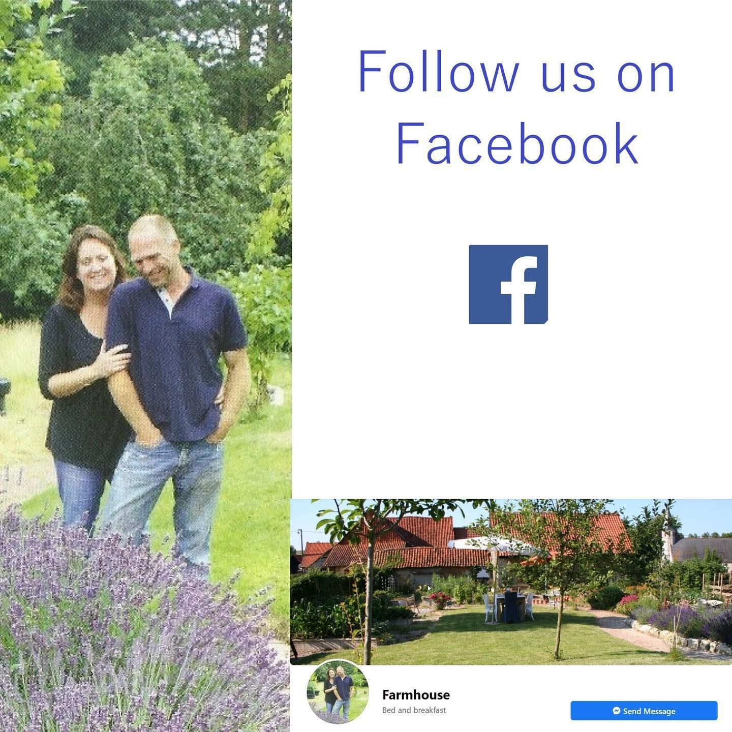 Follow our Facebook page at