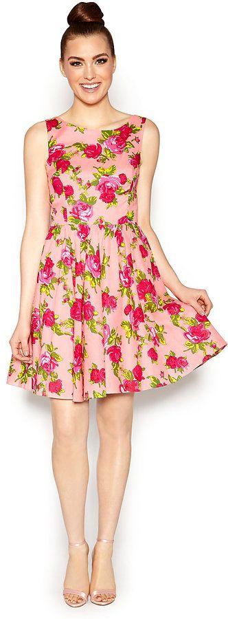 Best Betsey Floral Dress