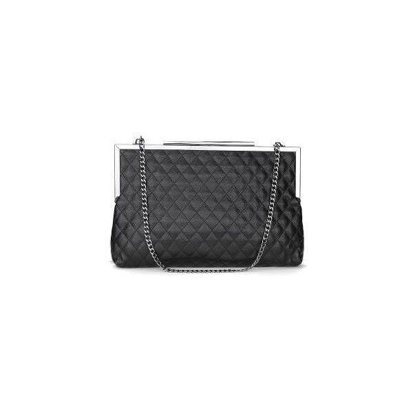 Quilted Shoulder Crossbody Messenger Bag Purse  Ladies Faux Leather Tote Handbag