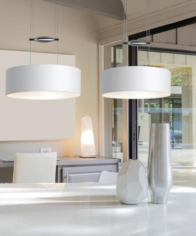 Lumexx Mood 300 Der Schlichte Stil Der LED Pendelleuchte Macht   Esszimmer  2 Wahl