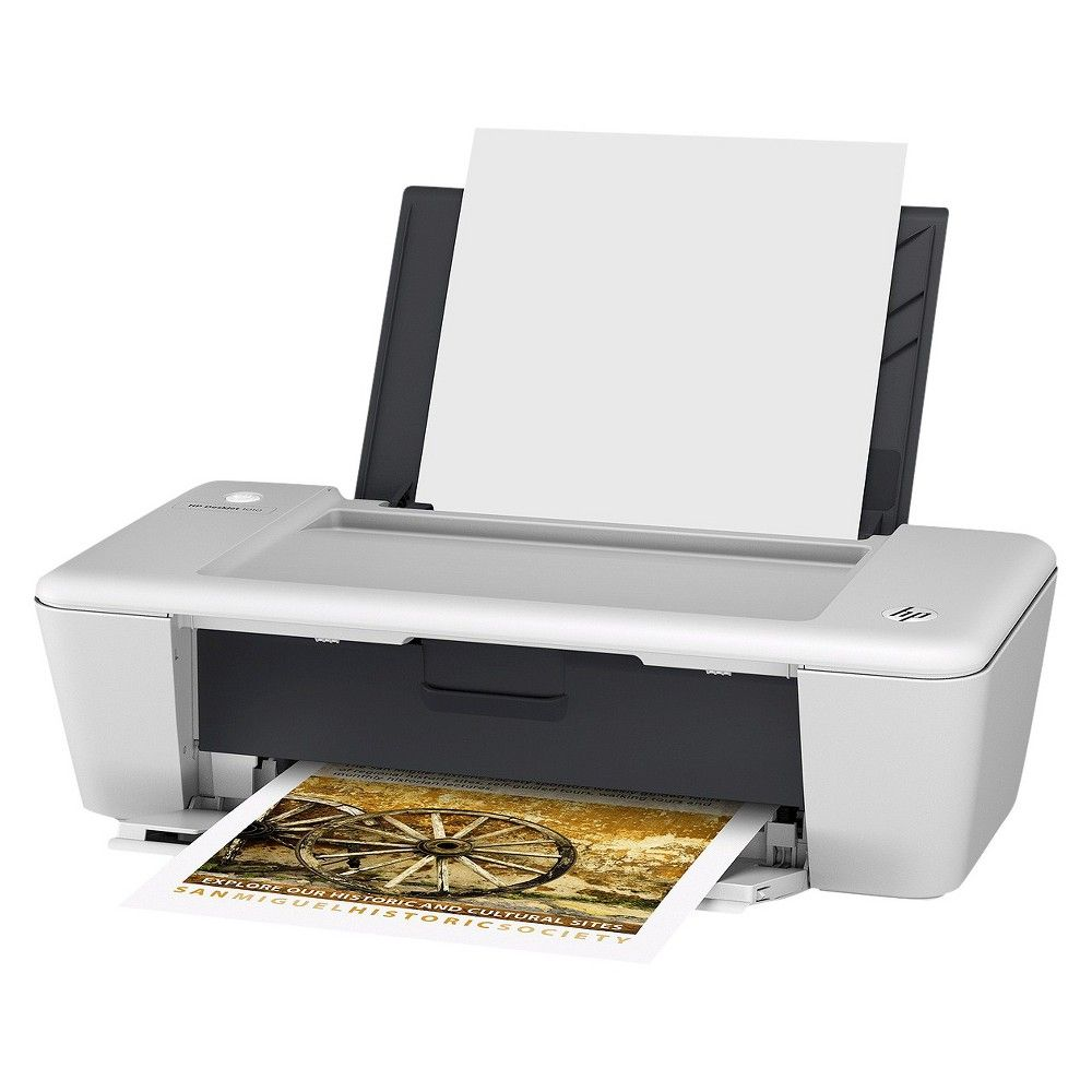 Hp Deskjet 1010 Color Inkjet Printer White Cx015a B1h