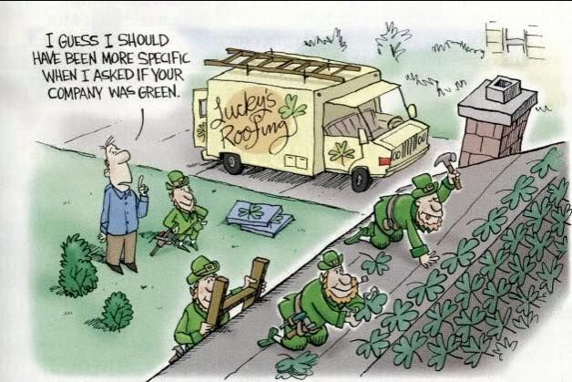 Funny Memes For St Patricks Day : St patrick's day roofing fun pinterest saints memes and humour