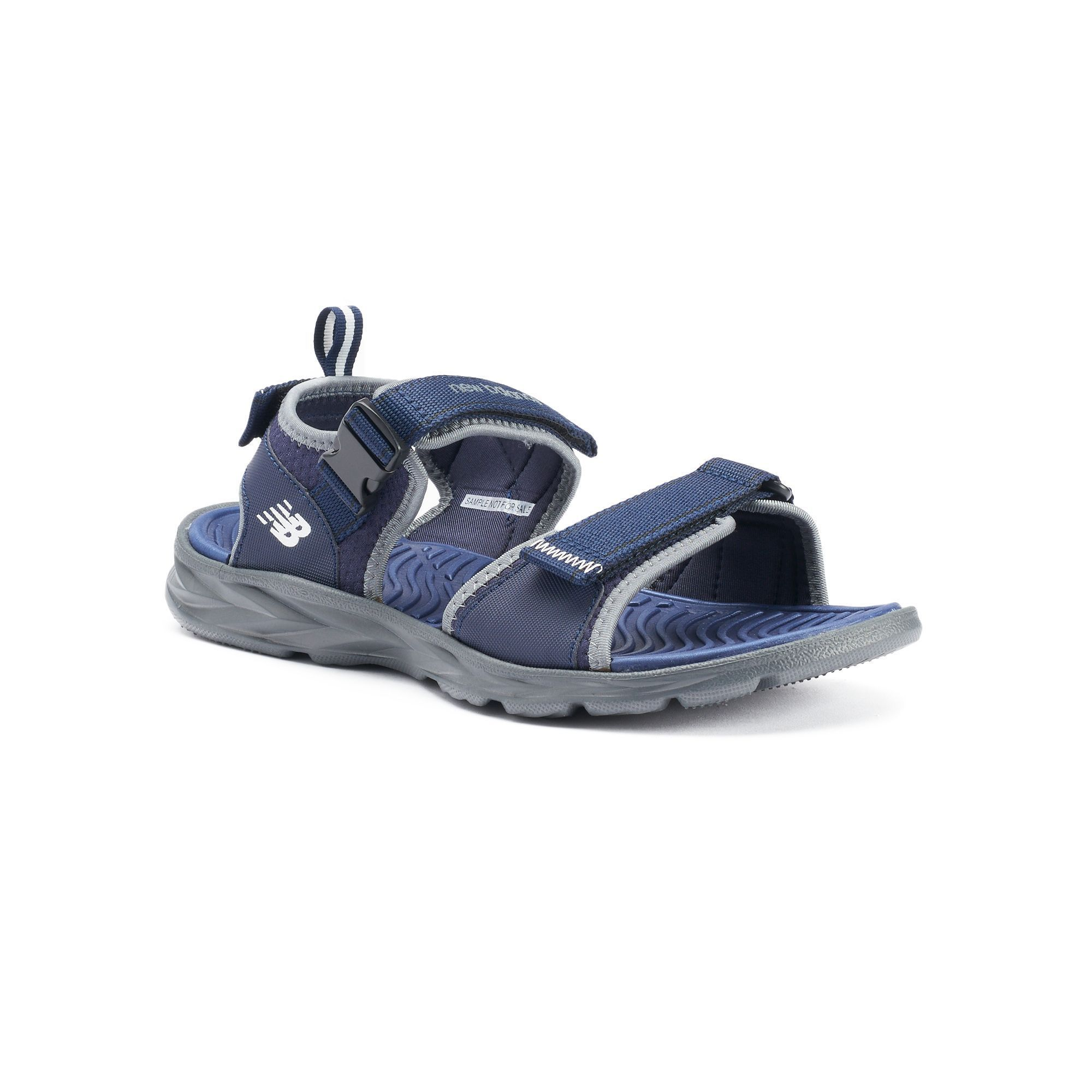 New Balance Response Men\u0027s Water-Resistant Sandals, Size: 14 Med, Blue  (Navy)