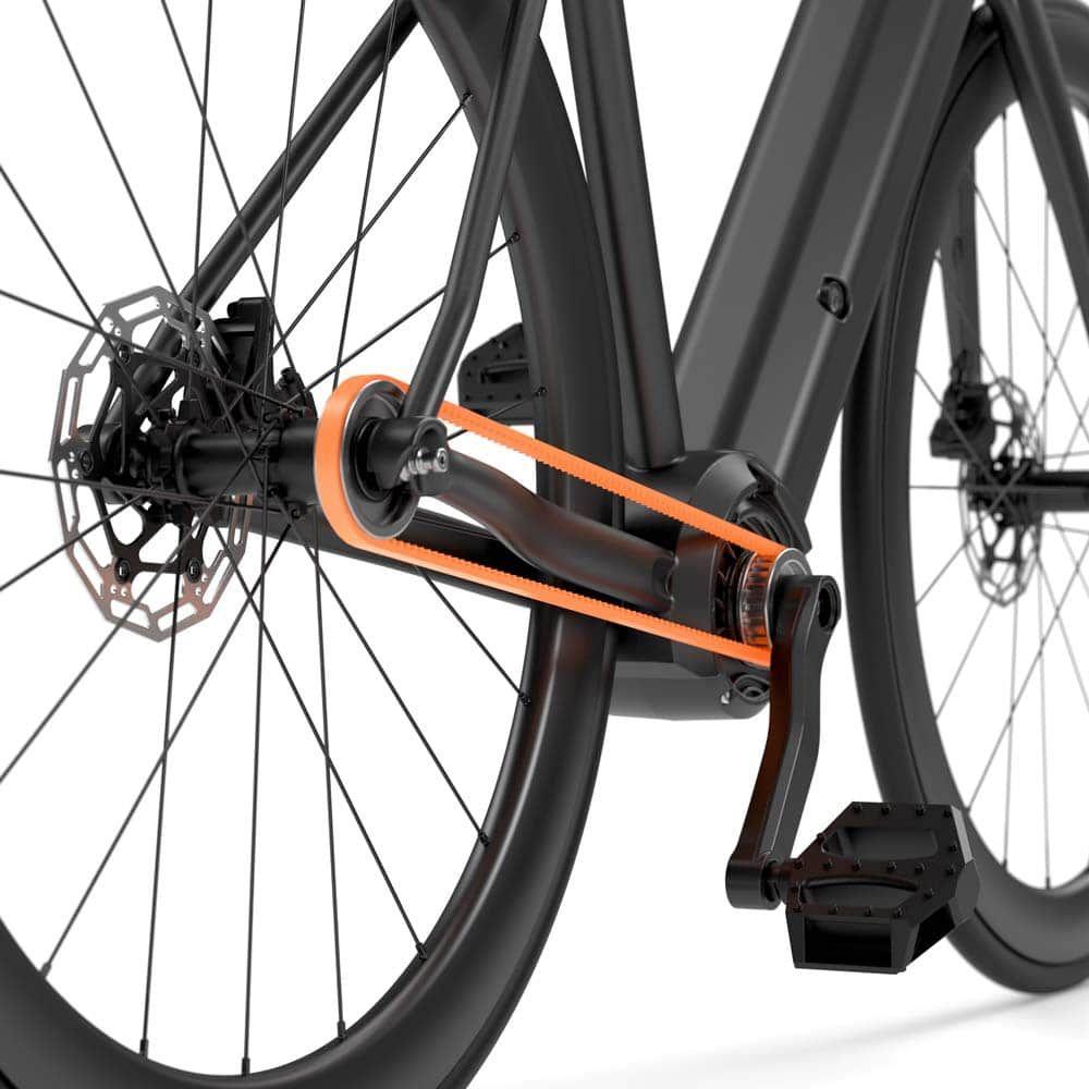 Revonte Prasentiert Mittelmotor Mit Integrierter Schaltung E Mountain Bike Fahrrad Elektrisches Fahrrad