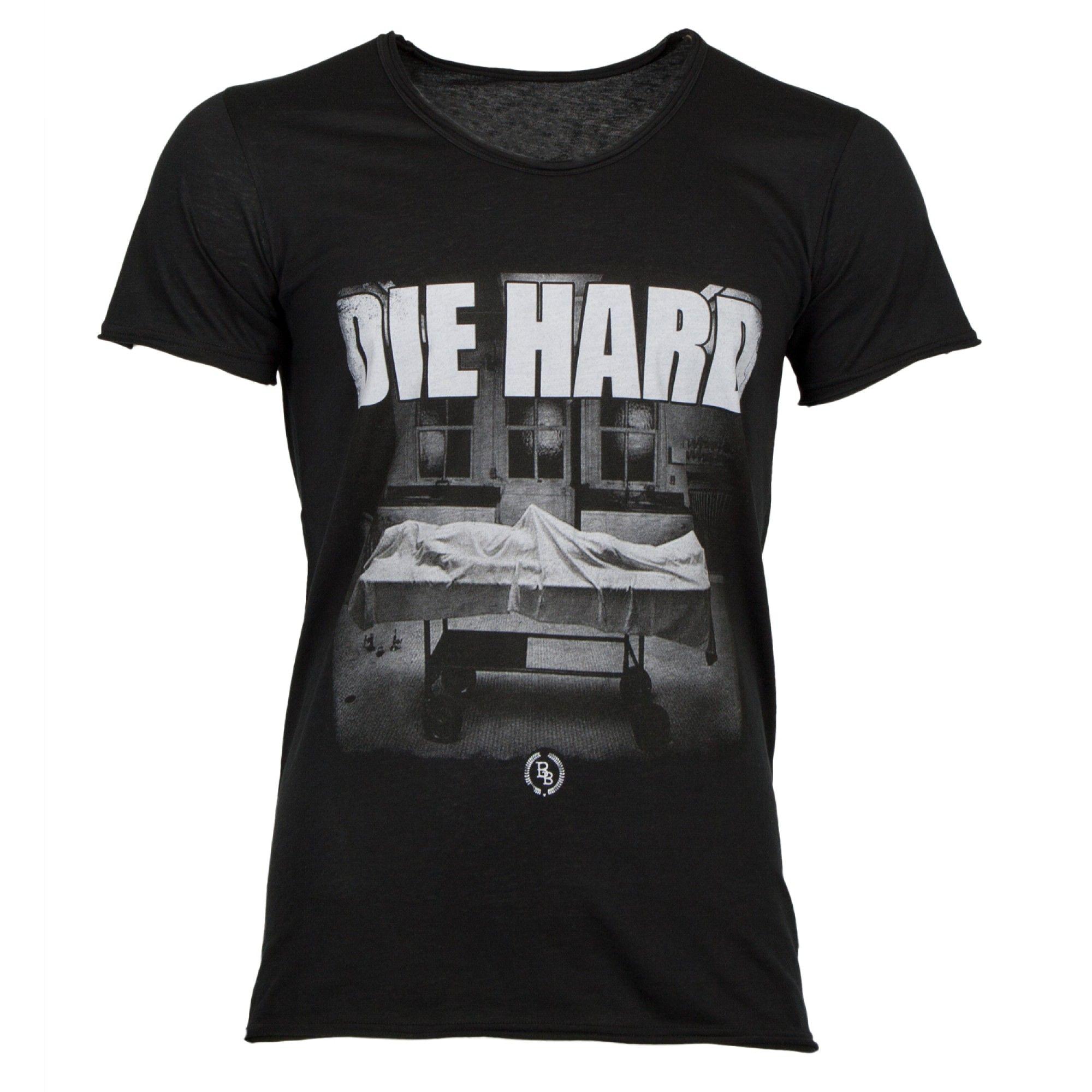 Boom Bap Herren T-Shirt DIE HARD
