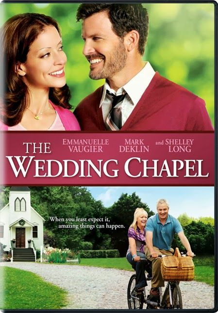 "Its a Wonderful Movie - Your Guide to Family Movies on TV: Romantic Comedy ""The Wedding Chapel"" on UP"