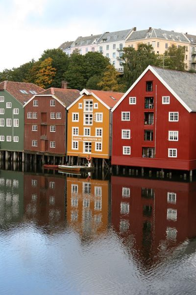 Trondheim , Norway.I want to go see this place one day.Please check out my website thanks. www.photopix.co.nz