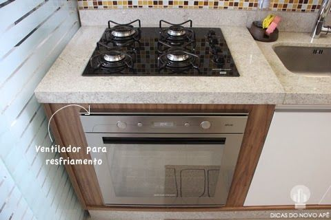 Cozinha Eletrodomesticos Cozinha Cozinha Com Cooktop E Armario