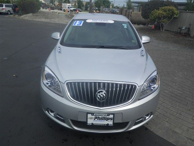 2013 Buick Verano Quicksilver Metallic With 6 467 Miles Beautiful Little Car Inside And Out Get Into This Gm Certified Used V Buick Verano Vehicles Buick