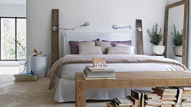 Une déco de style maison de famille dans la chambre Provence