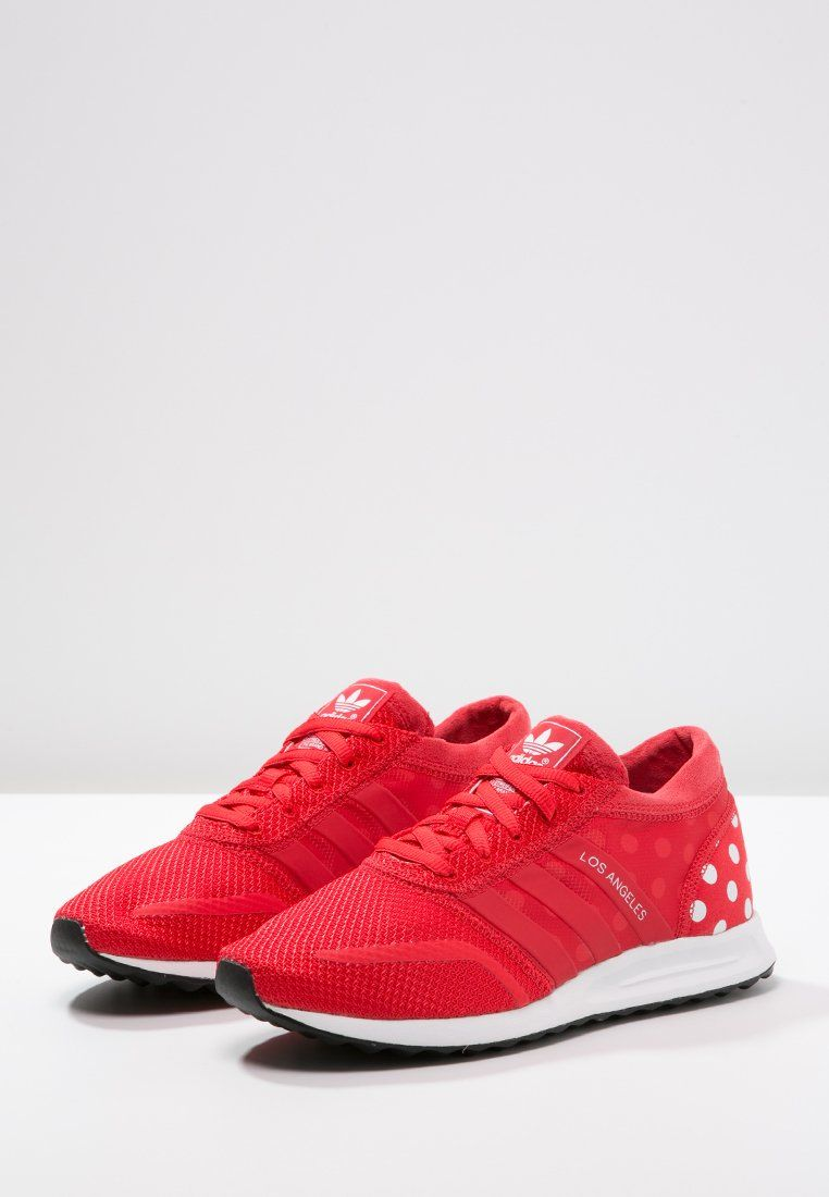 adidas Los Angeles Sneakers CamoRed | Zando