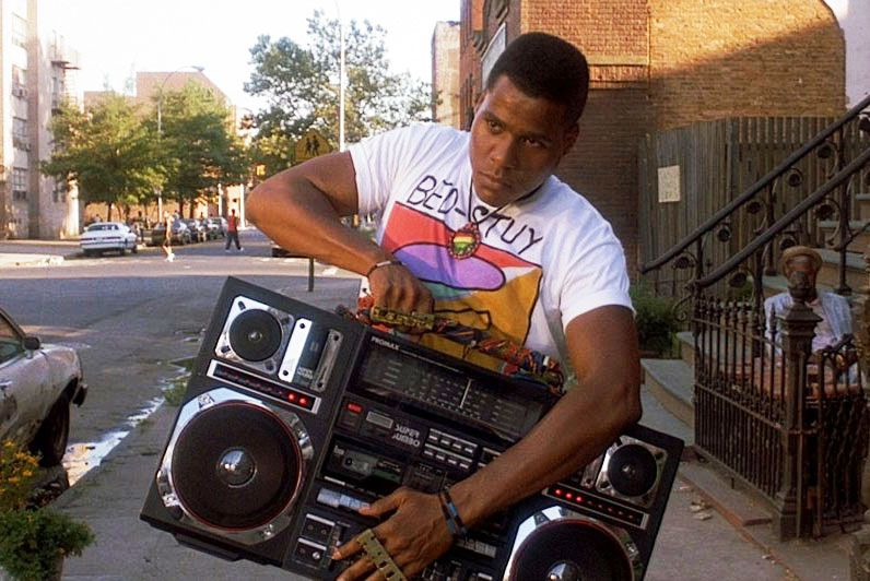 Image result for radio raheem boombox