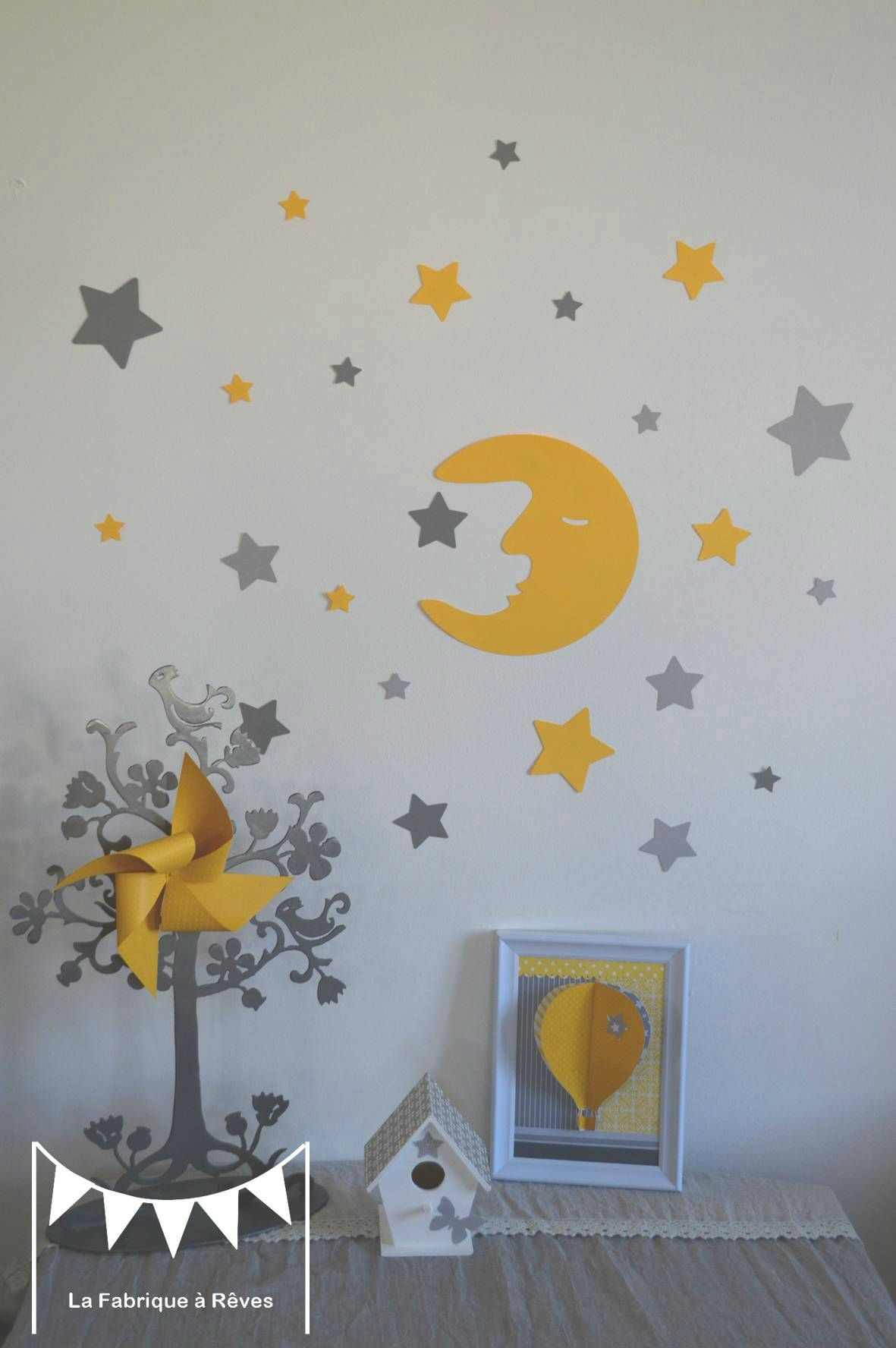 1000 images about naissance bebe on pinterest - Decoration Chambre Bebe Jaune