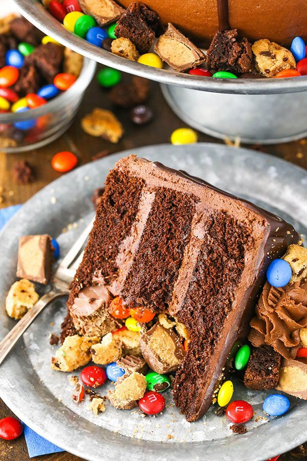 Photo of #cake #Candy #chocolate #moist #Piñata #Stuffed This Chocolate Piñata