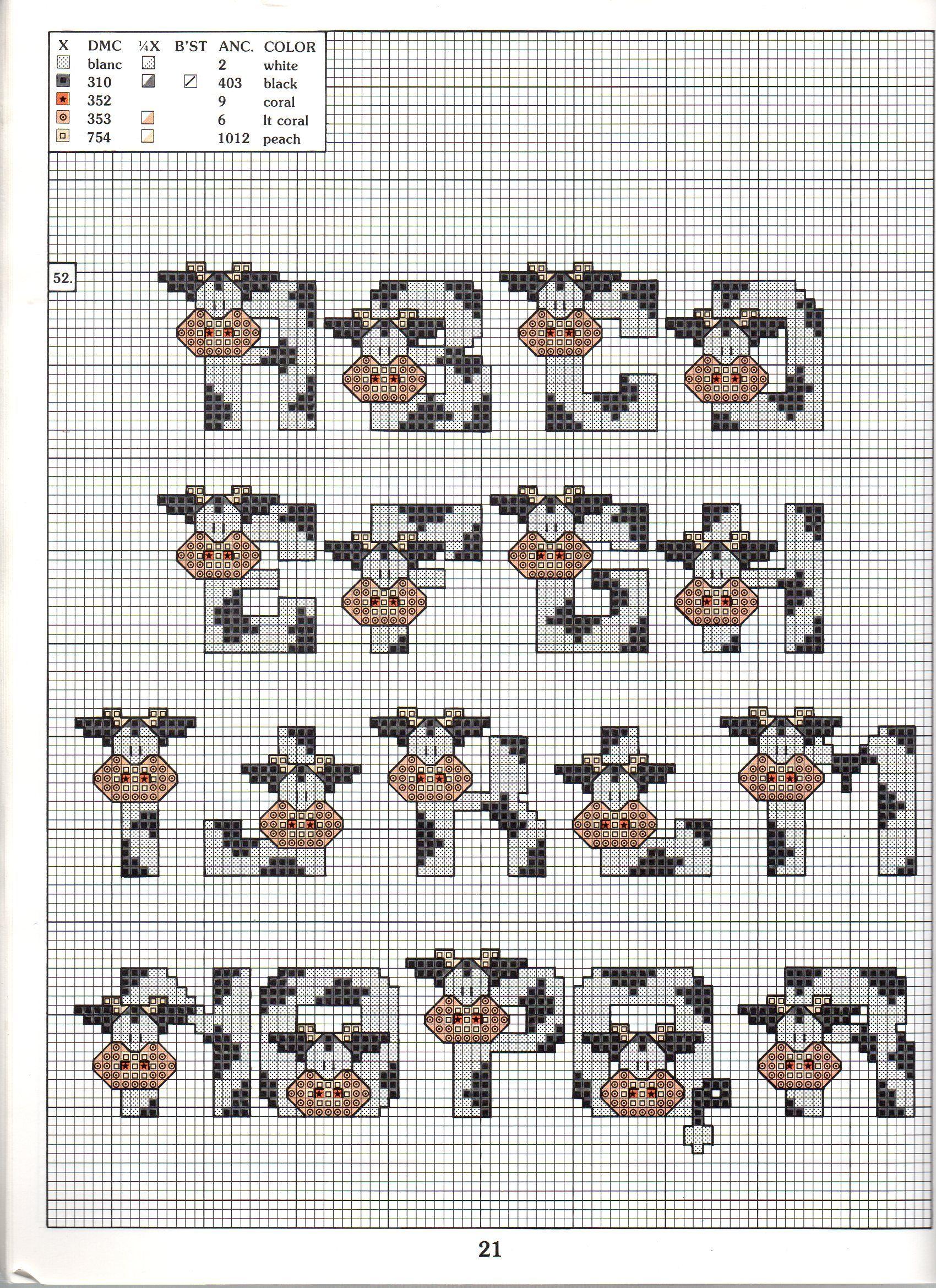 Cow abc 12 alfabeti pinterest alphabet cow and patterns cow abc 12 jeuxipadfo Images