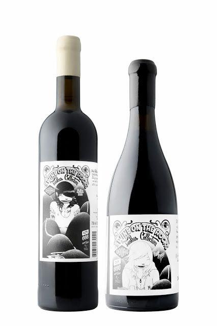 Lolita and Milf Red Wine