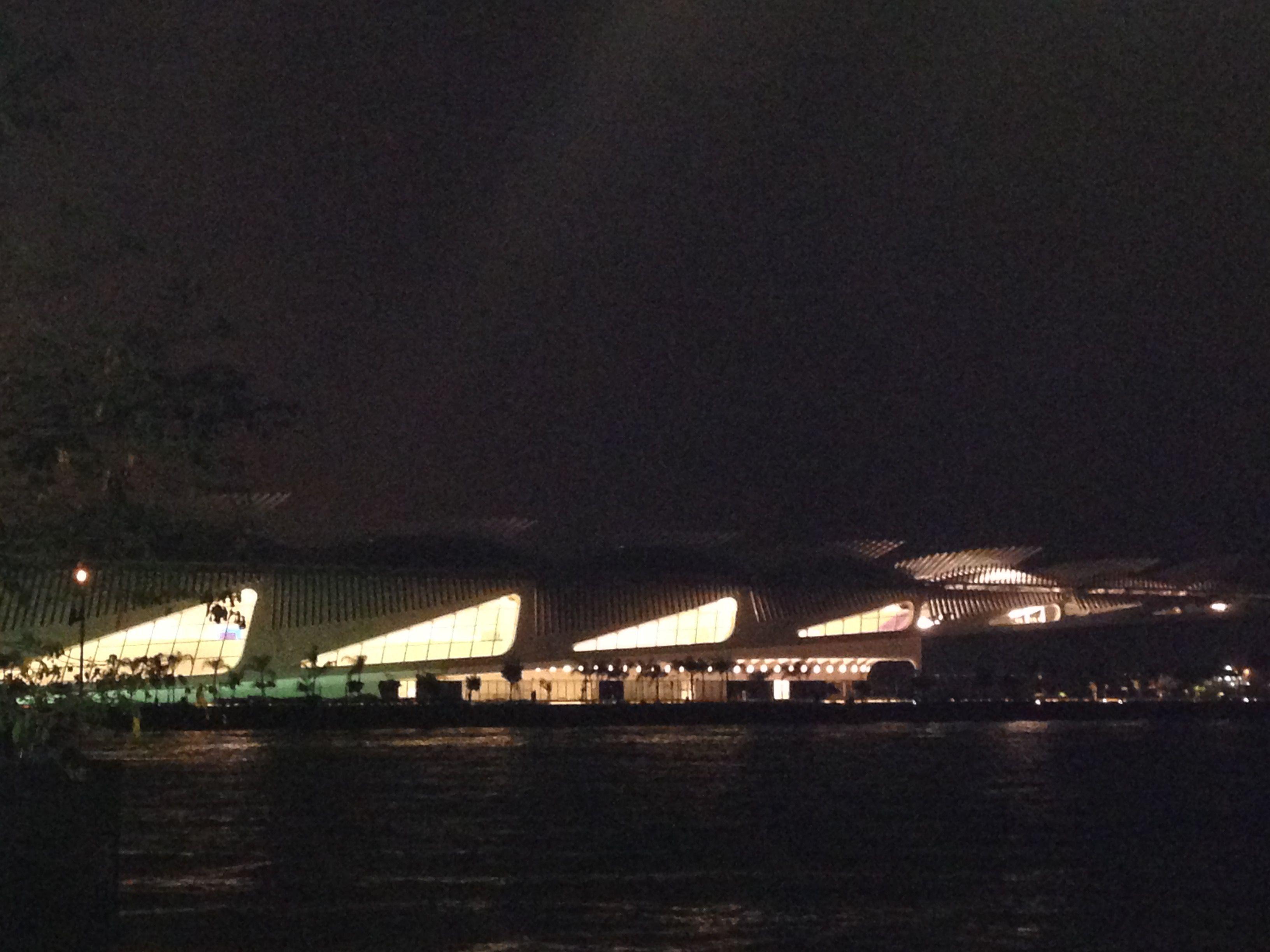 Museu do amanhã, Rio