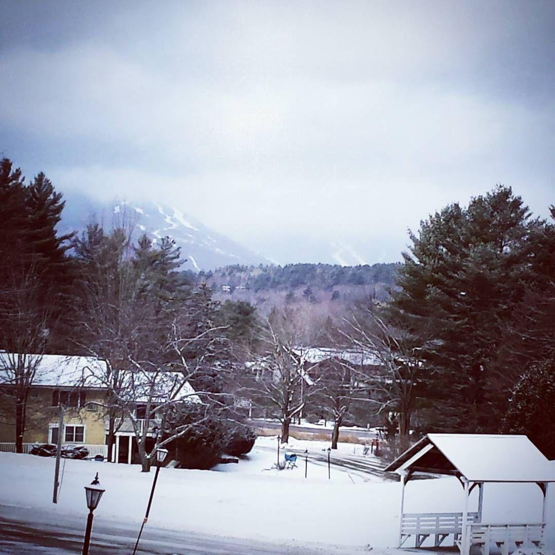 Golden eagle resort on instagram snow stowe vermont