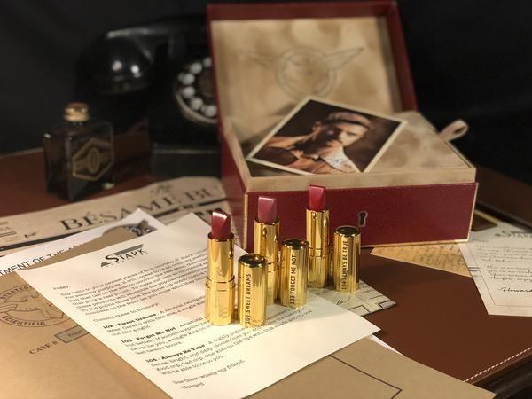 fb1053784db Brand Spotlight: Besame Cosmetics   Geek Fashion Fix   Lip kit, Geek ...