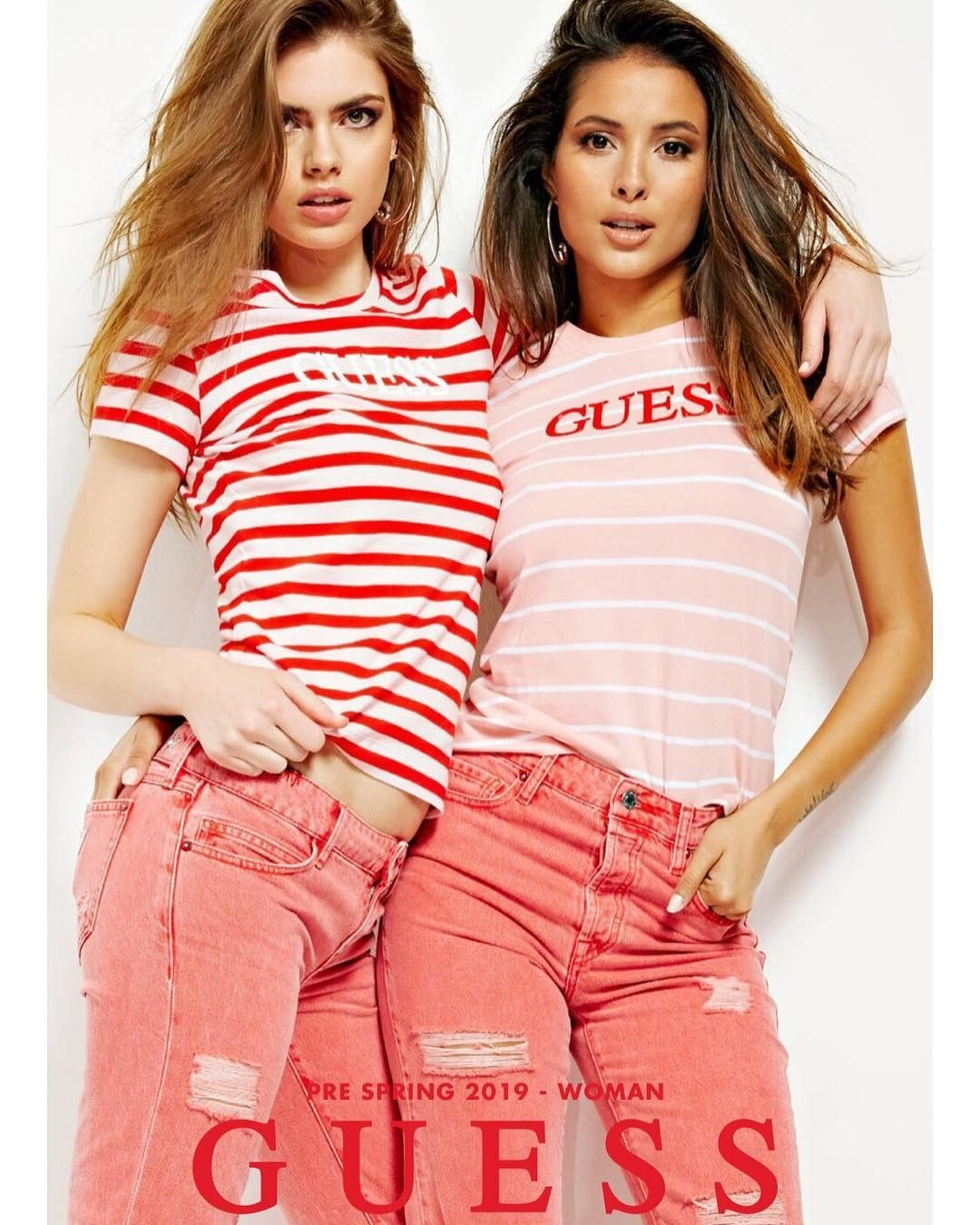 Sneak Peak of the GUESS 2019 Spring Collection    LoveGUESS in 2019 ... b3bb44f15bce