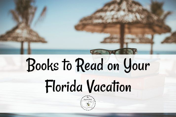Books to read on your Florida vacation. #beachbook #Florida #vacation #bestreads #readinglist