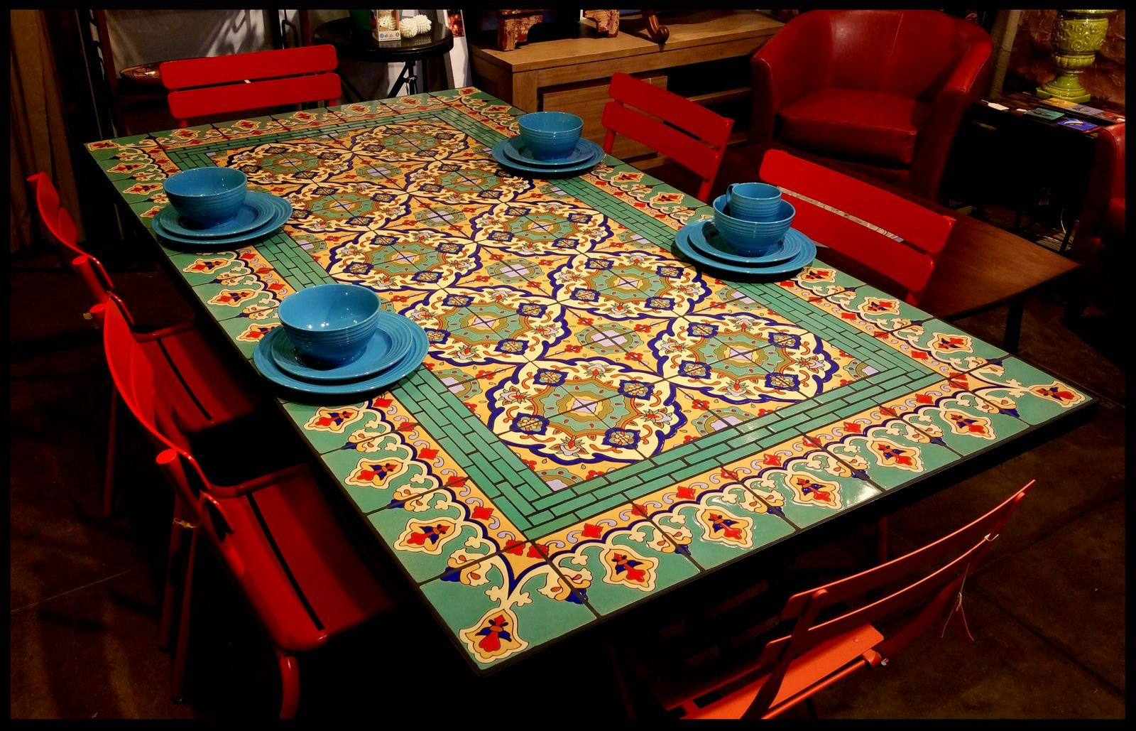 Furthur Wholesale Mosaic Dining Tables Dining Table Design