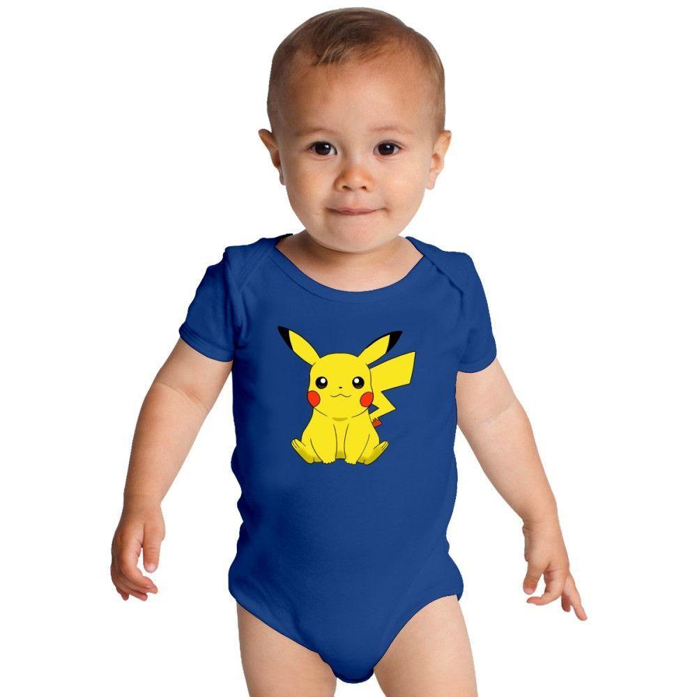 Pikachu Baby Onesies