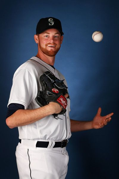 Seattle Mariners Photo Day - Pictures - CHARLIE!!