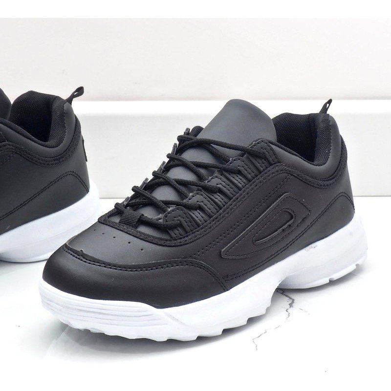 Czarne Obuwie Sportowe Sneakersy Ds2 1 Air Max Sneakers Sneakers Nike Nike Air Max