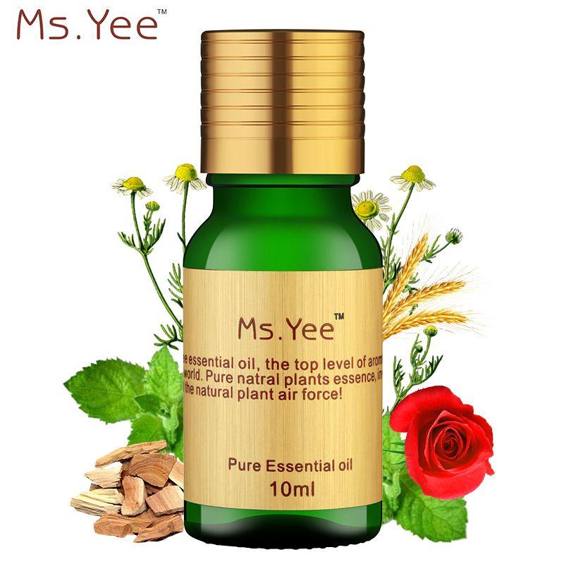 Ms Yee Czysta Roslin Olejek Wykorzystywane Do Lampy Zapachowej Nawilzacz Pozwala Otworzyc Serce Skuteczne Do Glowy Essential Oils Aromatherapy Diffusers Oils
