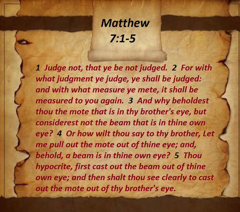 Matthew 715 (With images) You are the father