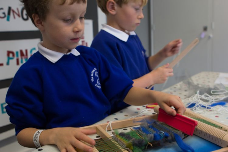 We run primary school classes - see our website for details
