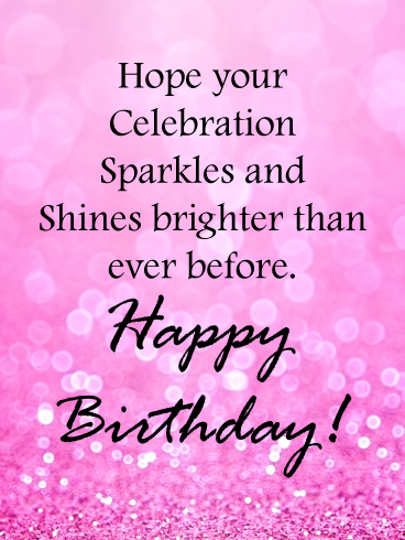 Sparkle Glamorous Happy Birthday Images : sparkle, glamorous, happy, birthday, images, Glitter, Wishes, Birthday, Girls, Greeting, Cards, Davia, Greetings, Sister,, Happy, Cards,