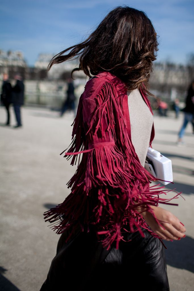 They Are Wearing: Paris Fashion Week | s t y l e - s t a l ...